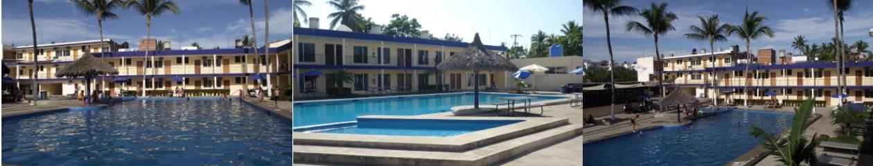 Hotel Peñamar en Rincón de Guayabitos    01 800 71430 25